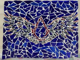 Assassin's Creed Mosaic by brokenheartalchemist