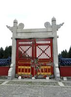 Temple Gates by MyWorldTravelJournal