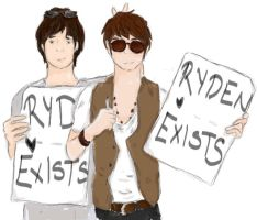 Ryden Exsists by Ryouluv