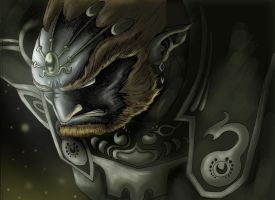Ganondorf by The-Switcher