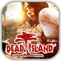 Dead Island Game Icon by Wolfangraul