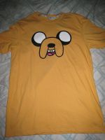 Jake The Dog T-Shirt by tanlisette