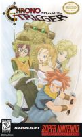Chrono Trigger by RoderickCissan