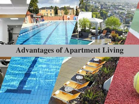 disadvantages of apartment living One of the main advantages to apartment living is not having to worry  have  many advantages, they also have some disadvantages, such as:.