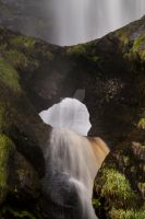 Pistyll Hraeadr Waterfall. One of the Seven Wonder by johnford101