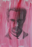 Eric Northman II- True Blood by joannewhiteart