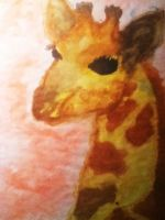 Giraffe by Bubble-Gum1lol