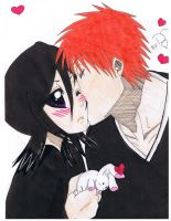 Ichiruki love by Pamianime