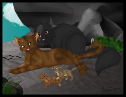 FP1. Stormfur and Brook by Acacion
