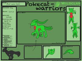 PokeCat Warriors App by BlackDragonArtist