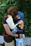 Kingdom Hearts BbS: meant to be together. by DidsRainfall