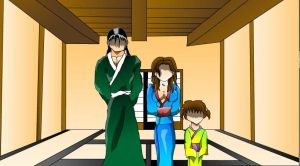 Daigon Family by Mekaro