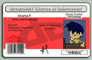 License to Bandwagon by taboruu