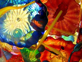 Chihuly Bridge of Glass by dsiegel