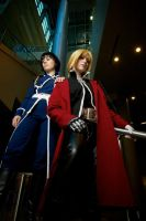 FMA: State Alchemists by Kaira27