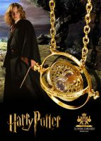 Time turner poster by vame