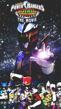 Power Rangers Dino Charge by DerrickAG
