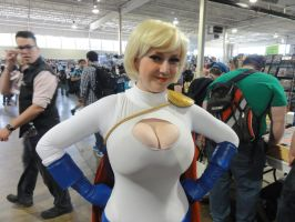 Power Girl (Lily Spitfyre) by Brian12