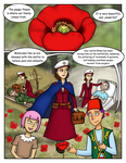 The Pride of the Poppy Flower Page 01 by Eusoniptera