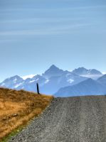 Roadviews at Rangitata Valley by Deceptico