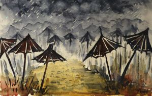 The forest of umbrellas by JoanLlado