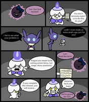 PMD mission 6 page 1 by OzAngel