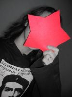 I'm a red Star. by Yebow