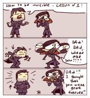 dishonored 2, doodles 6 by Ayej