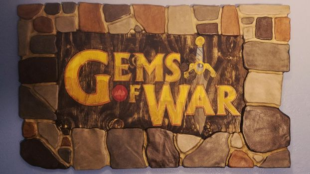 Gems Of War contest entry by joeadonis