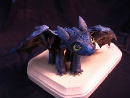 toothless by Hasaniwalker
