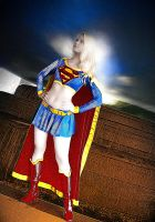 Save us Supergirl by edusek