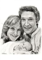 Cumberbatch Family by MeikeZane