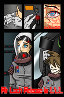 Round One Page Five by lucidflux