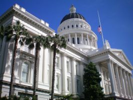 CA: Sacramento Capital by TheLadyJ
