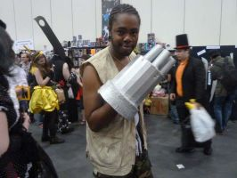 Barret by neomon