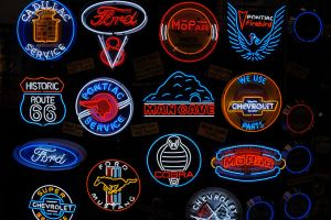 Automotive Neon Signs by pdelariva