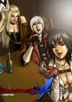 Devil May Cry 4 by kay924026