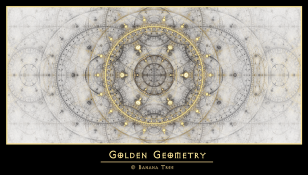 Golden Geometry by esintu