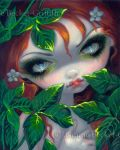 Poisonous Beauties IV: Poison Ivy by jasminetoad
