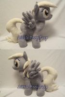 mlp derpy hooves plush by Little-Broy-Peep