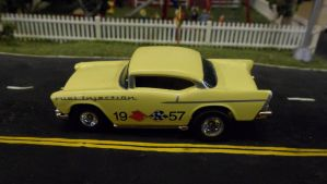 1957 Chevy Bel Air by hankypanky68