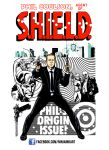 Phil Coulson Agent of SHIELD WLF by ninjaink
