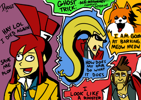 More Ghost Trick Derp by Mr-SF