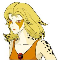 Thundercats - Cheetara by Gugaaa