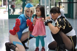 Anime Expo 2013 : Faces of Cosplay_0070 by JuniorAfro