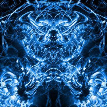 Evil Abstract by androgynous