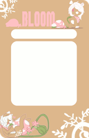 Bloom Journal Skin by Ciezure