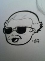 Stan The Man Lee by ChibiCelina