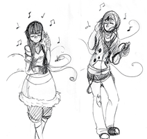 Music Sketches:: PV by TissueCube