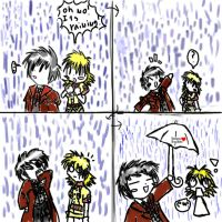 Alucard freaks out Seres 1 by Supersexypenguin